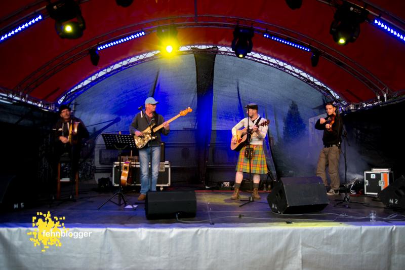 The Freelancers, Niederlande, Folk, Papenburg, Konzertsommer