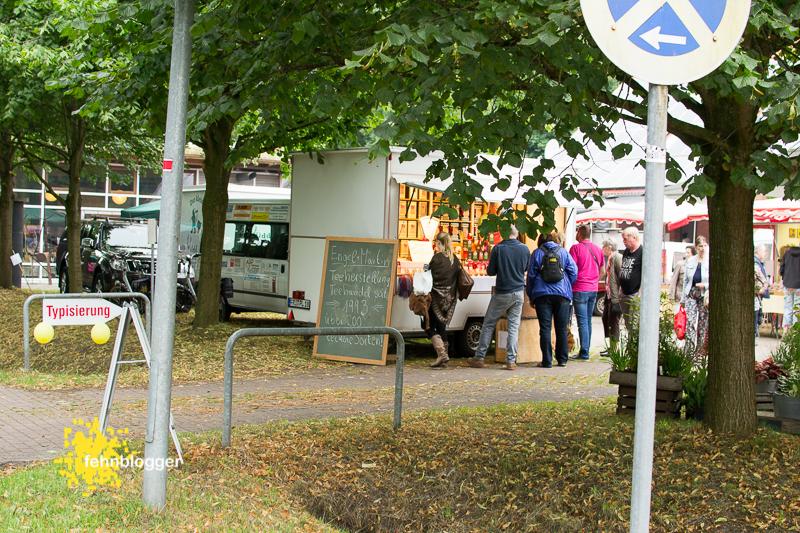 Alter Brunsel, Hoffest, Burlage, Rhauderfehn, Markt