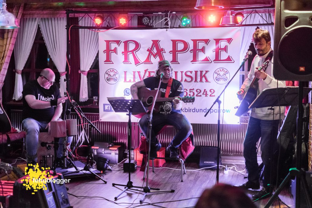 FraPee Akustik-Trio
