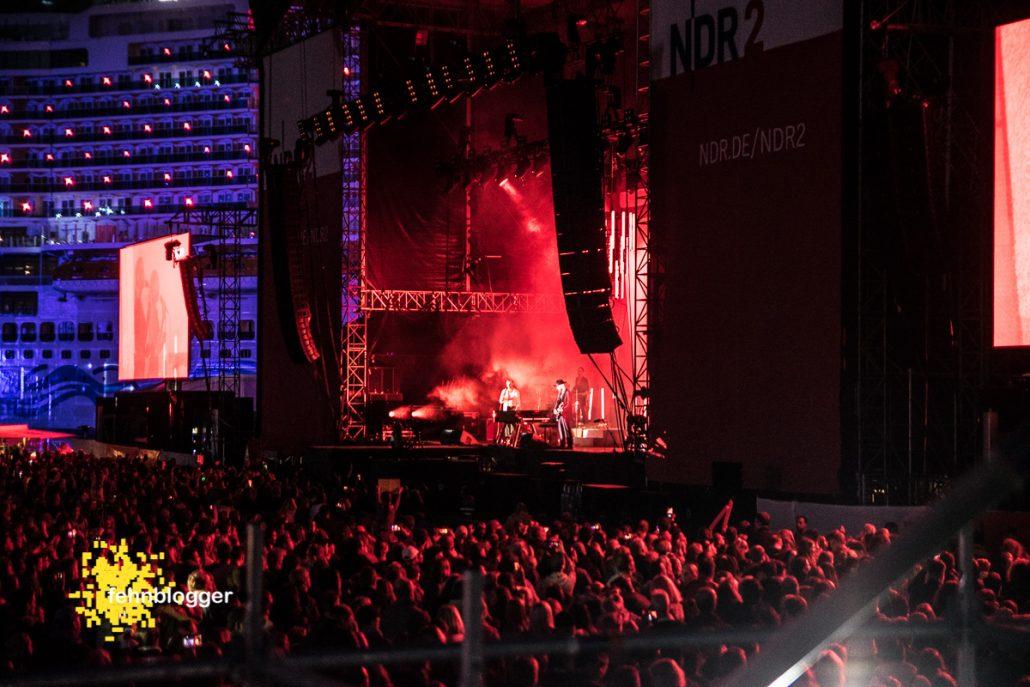 NDR 2-Festival, Papenburg, Meyer Werft