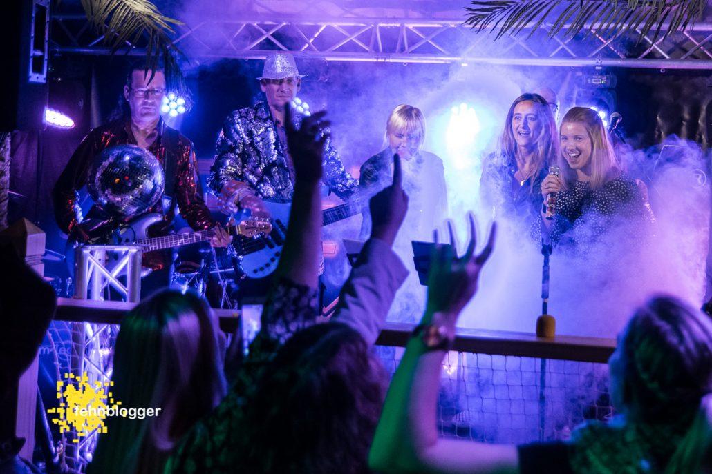 Live-Karaoke mit der Feten Company, Red River, Papenburg