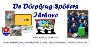 De Dörpkrug Spölers - Alice weer up Fuerte @ Rathaussaal Ihrhove | Westoverledingen | Niedersachsen | Deutschland