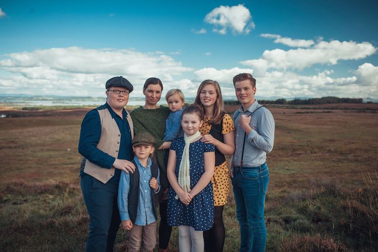"Angelo Kelly & Family ""Irish Summer"" Foto Chris Bucanac"