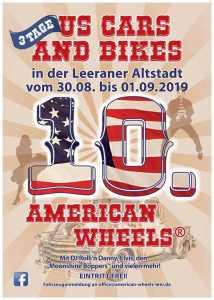 10. American Wheels @ Innenstadt Leer   Leer (Ostfriesland)   Niedersachsen   Deutschland