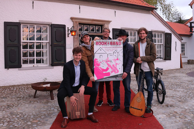 Book A Band Papenburg