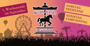 Krammarkt Ramsloh @ Hauptstraße / Schulstraße   Saterland   Niedersachsen   Deutschland