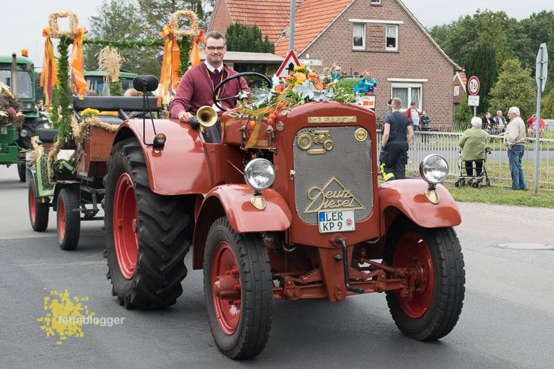 Erntedankfest Klostermoor