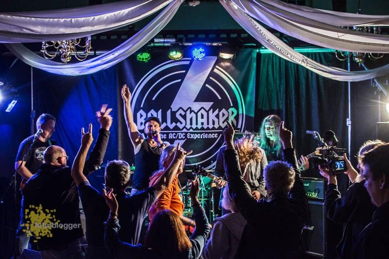 Ballshakers Strücklinger Hof Video Promo Konzert