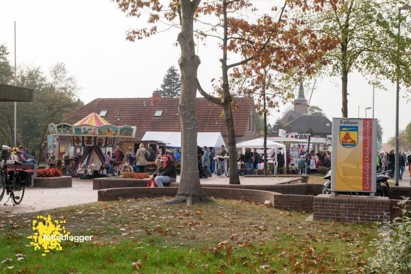Straßenfest Ostrhauderfehn