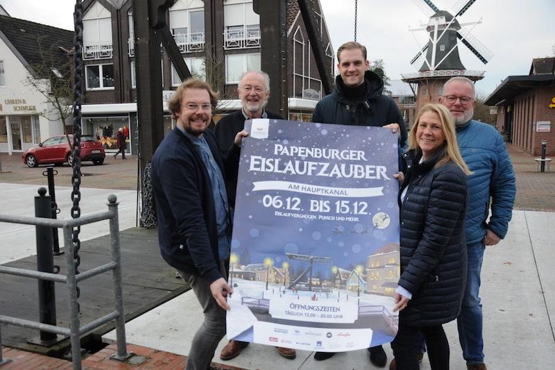 Eislaufzauber Papenburg 2020