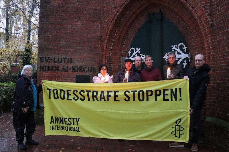 """Cities for life"" Amnesty International und Papenburg Kultur"