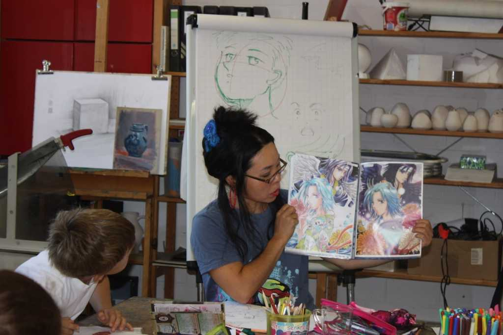Workshop Manga und Kunstfotografie