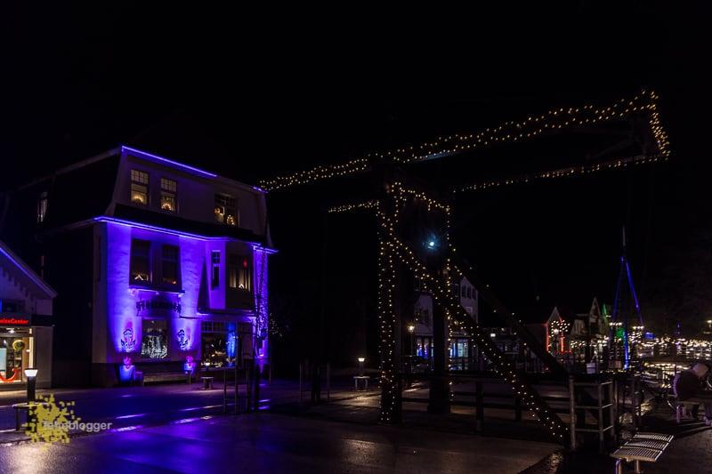 Lichtermeile am Papenburger Hauptkanal