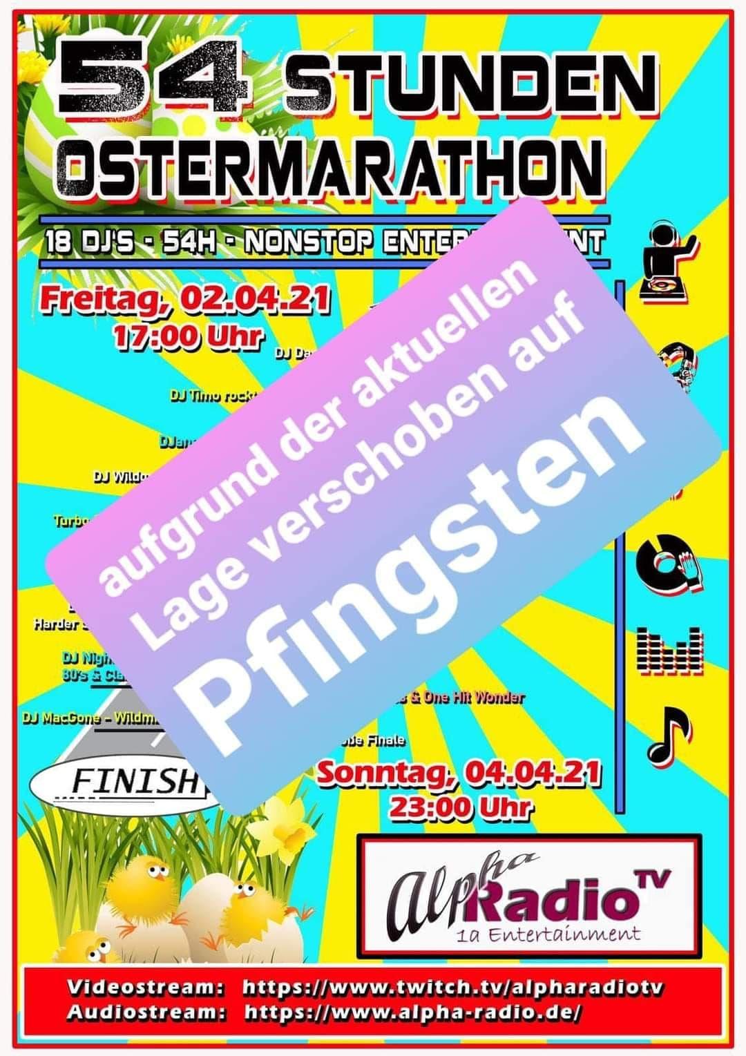 Pfingstmarathon