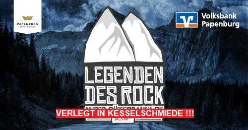 Legenden des Rock | Kesselschmiede | Papenburg