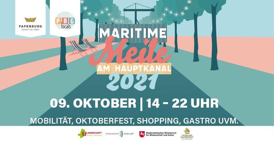 Maritime Meile   Papenburg